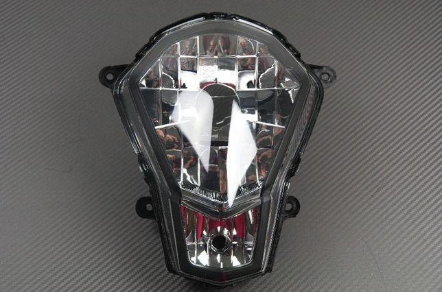 lampa KTM Duke 125 / 200 / 250 / 390 od 2011 do 2016 RC8 RC8R