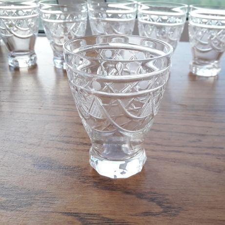 хрустальные стаканы 100 мл.