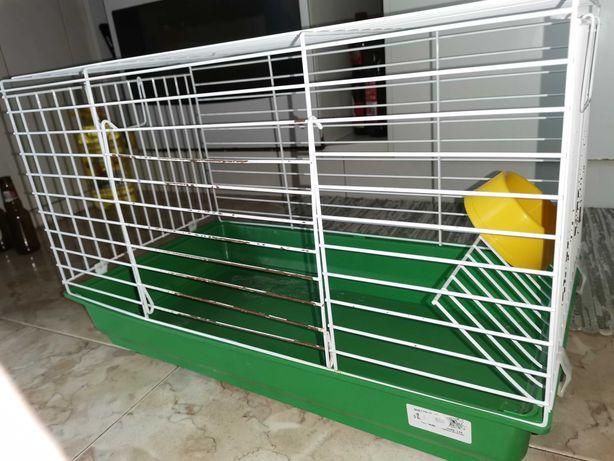 Gaiola para roedores, etc