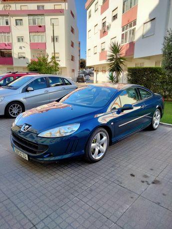 407 coupé pininfarina motor 2.7 207cv só 148000 km nacional selo barat