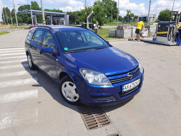 Opel Astra H 1.6 2005 г.в.