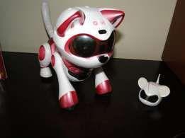 Interaktywna Zabawka Paroh Kotek Robot