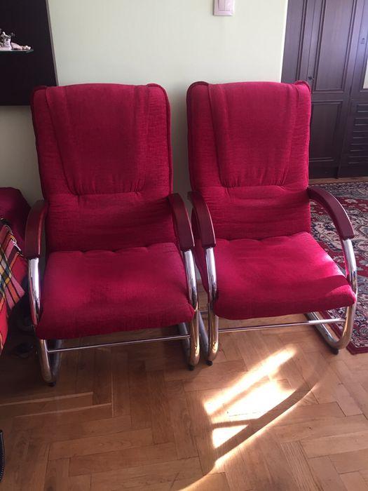 Fotele 2 szt. Wygodne, czyste, niezniszczone! Warszawa - image 1