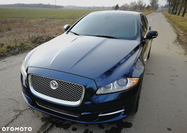 Jaguar XJ Piękny i Oryginalny Jaguar XJ ! Pełna Faktura VAT !