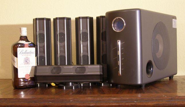 Акустическая система домашнего кинотеатра Logicfox Q 5.1(новая)