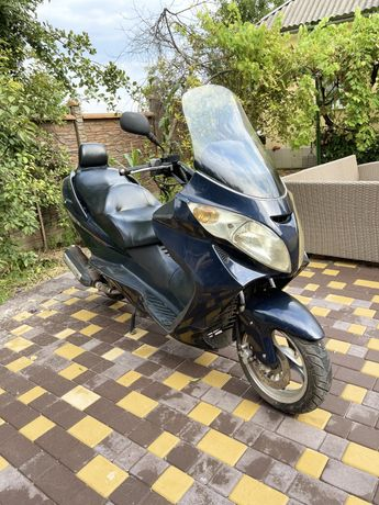 Макси-скутер -260