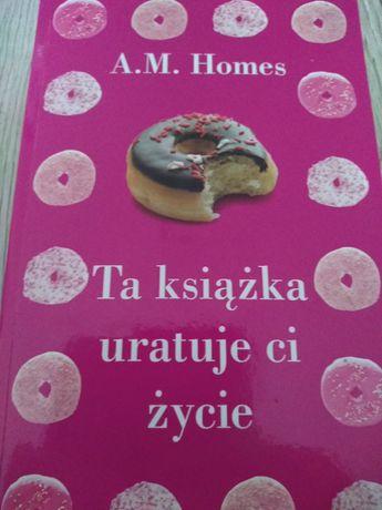 Ta książka uratuje ci życie