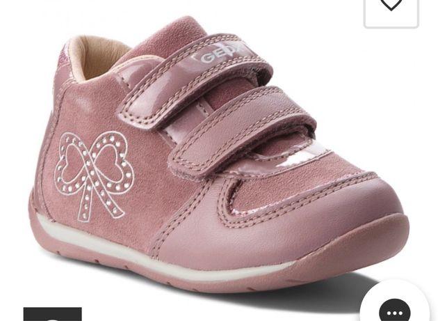 Okazja!! Wiosenne GEOX sneakersy adidaski buty 18 do chodzenia