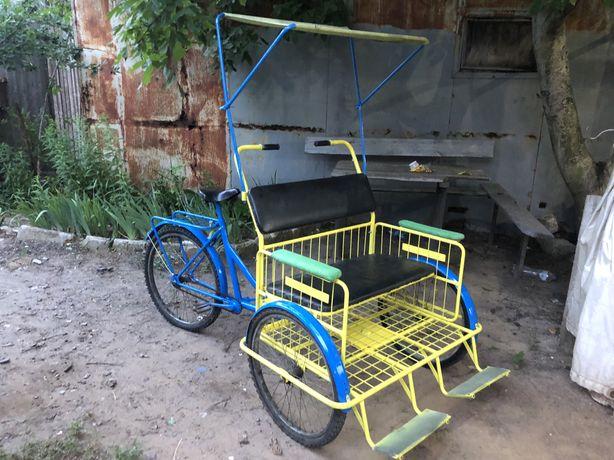 Продам рикшу , велорикшу