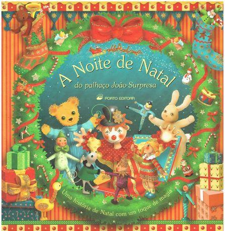 4634 A Noite de Natal do palhaço João Surpresa