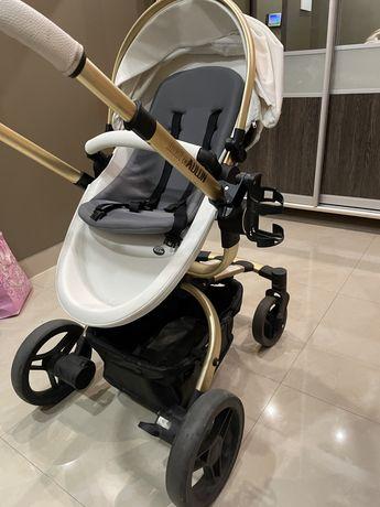 Универсальная коляска коляска Aulon 3в1