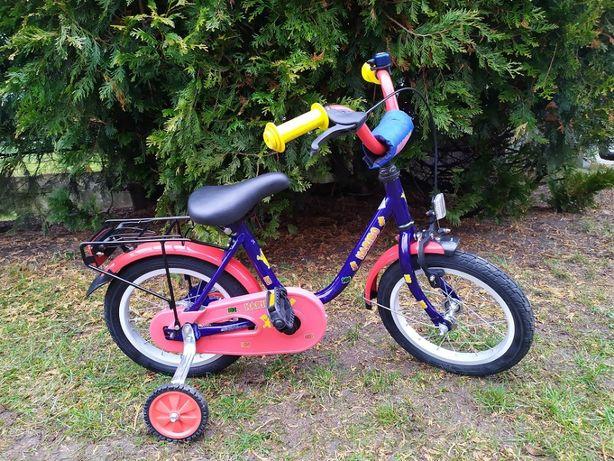 Rower dziecięcy HARIBO koła 14 cali