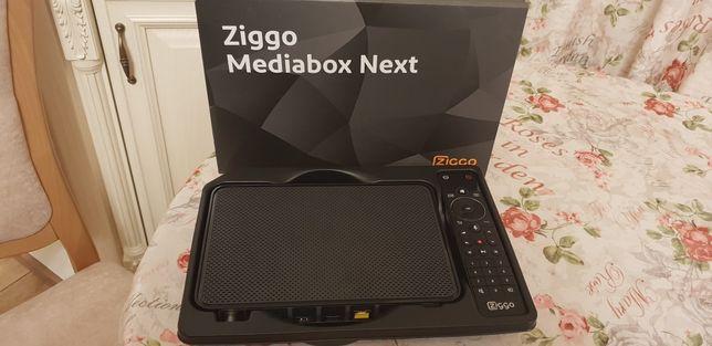 Dekoder Ziggo Mediabox Next nowy