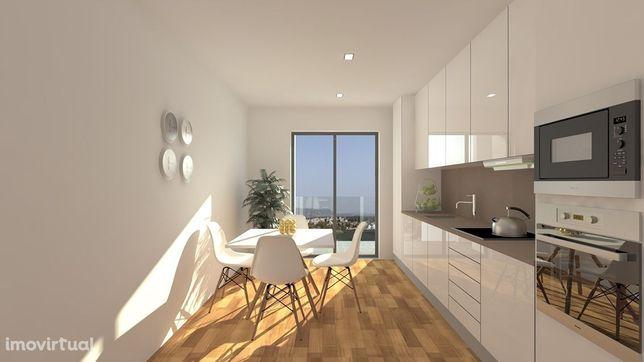 Apartamento de Luxo- Faro- Montenegro-Penthouse T4- Roof top- 107m2