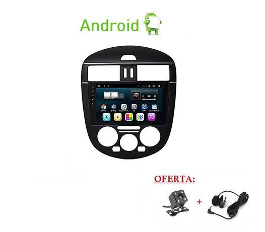 (NOVO) Rádio 2DIN • NISSAN Pulsar • Android GPS WiFi dCi • Acenta
