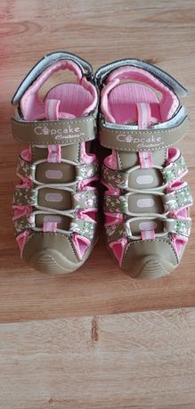 Buciki sandały rozmiar 27