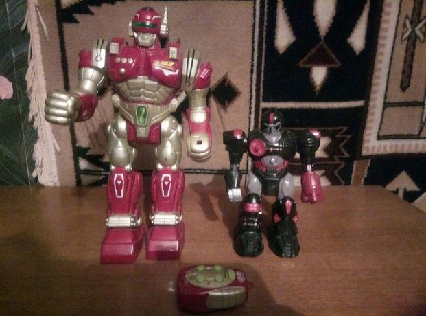 Роботы (игрушки на батарейках)