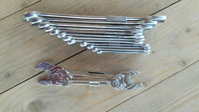 Набор ключей и головок Новый 12 шт