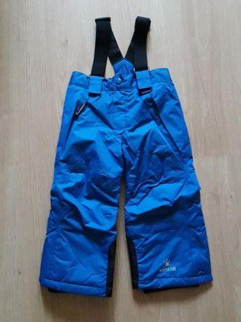 Лыжный термо-комбинезон/полукомбинезон штаны LUPILU, Германия, р.86-92