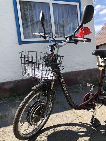 Электровелосипед Happy Vega