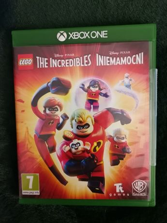 Gra konsola Xbox one Lego Iniemamocni PL Incredibles