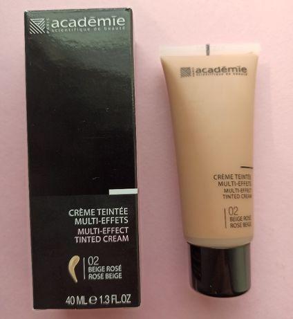Academie Тональный крем мульти-эффект Multi-Effect Tinted Cream 02 Ros