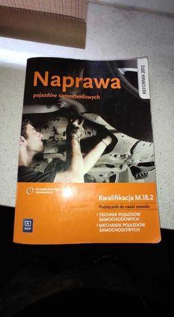 Książka Naprawa Pojazdów samochodowych