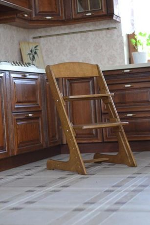 Детские растущие стулья (регулируемые)