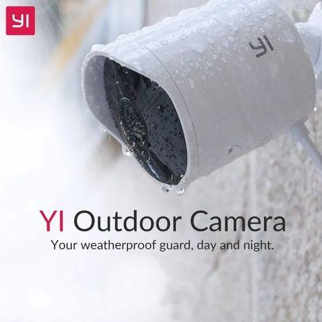 Камера відеонагляду Xiaomi Yi Outdoor camera 1080p Global (yhs.3017)