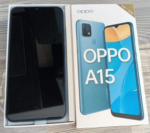 Smartphone OPPO A 15 Azul