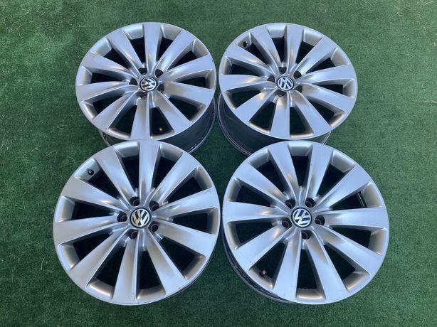 Оригинальные диски VW Phaeton R19 5x112 Volkswagen Audi