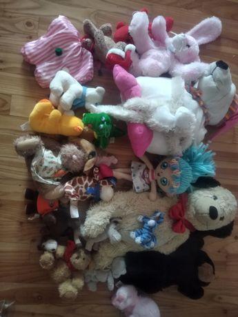 Детские мягкие игрушки 20 шт