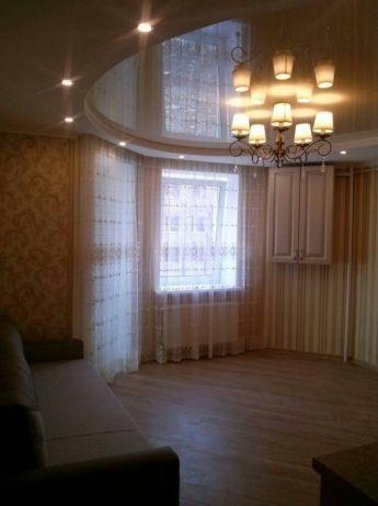1ком квартира в новом доме с Евроремонтом