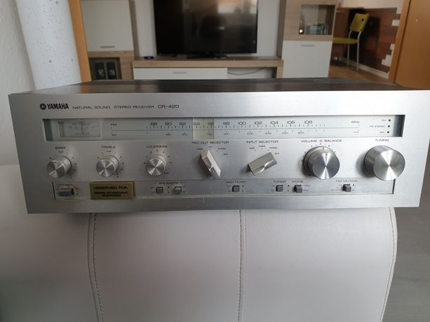 Amplituner Yamaha CR 420
