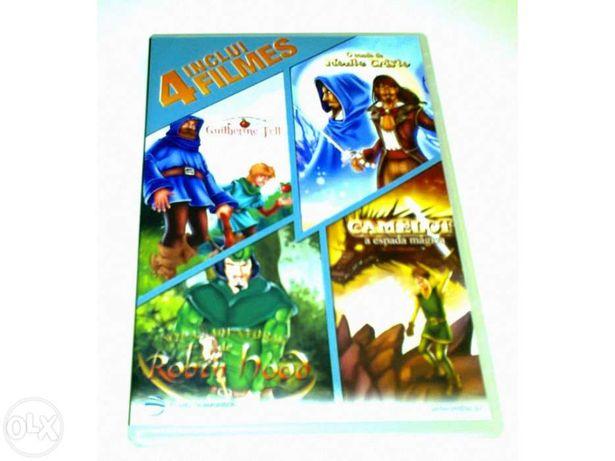 4 Filmes para Crianças