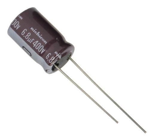 Condensador nichicon CS 400V 6.8uF (x8)