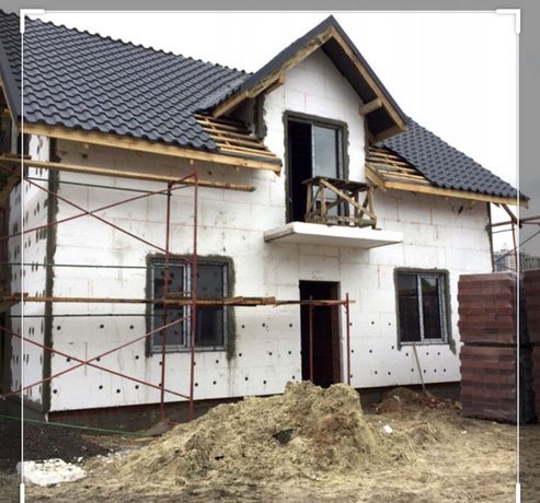 Виконуємо усі види будівельних та фасадних послуг