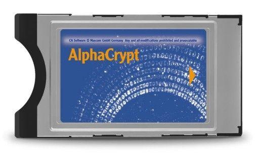 MODUŁ CI AlphaCrypt Classic z One4All v1.0
