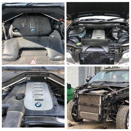 Двигатель Мотор Двигун BMW X5 E53 E70 3.0d 3.5d 4.4i 4.8i БМВ Х5 Е70