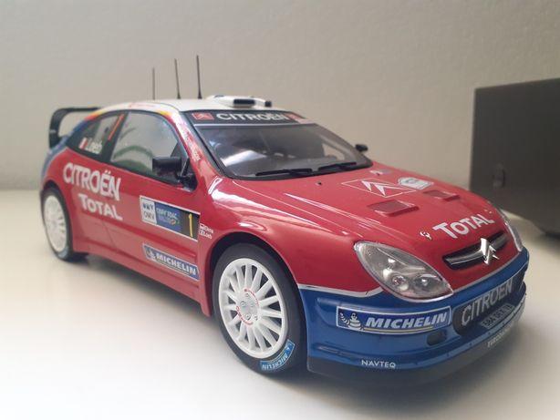 Citroen Xsara WRC 1/18
