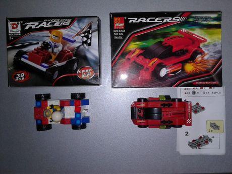 Конструктор Лего машина спортивная гоночная машинка