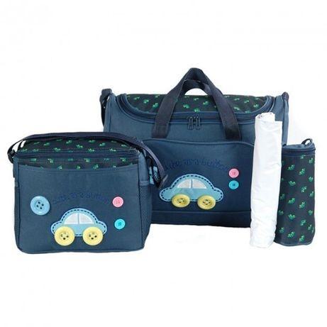 Комплект сумок для мамы 3 шт Traum Cute as a Button Супер Качество