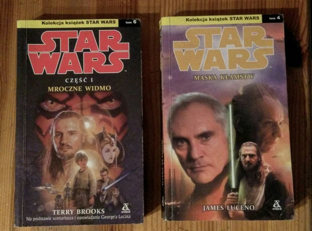 Star Wars - książki