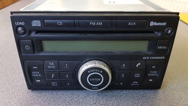Radio CD Nissan Qashqai 6CD
