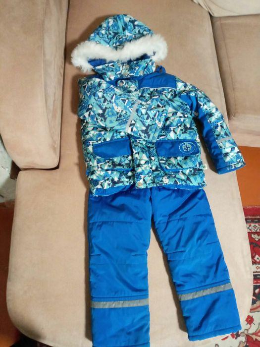 Зимний костюм, куртка и комбинезон Днепр - изображение 1