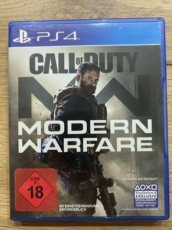 Call of Duty Modern Warfare Sony Playstation 4