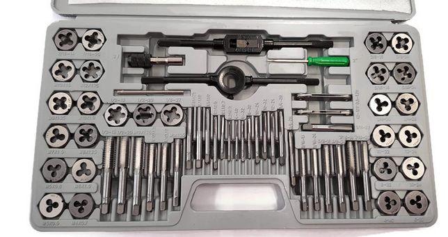 Gwintowniki i narzynki Onex OX 605 Zestaw 60 ele