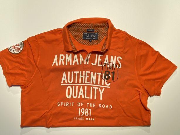 Koszulki Polo Armani Jeans EA7 T-shirt