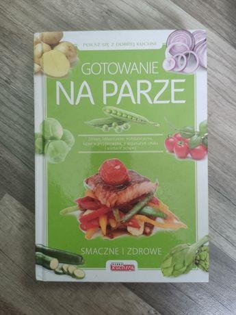 Książka kucharska Gotowanie na parze