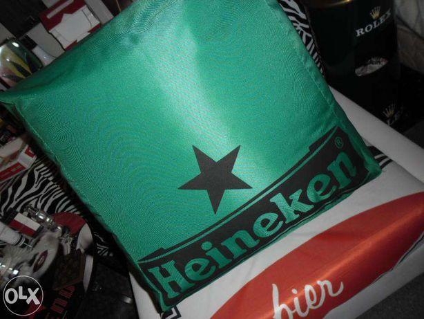 Puff Publicitário Cerveja Heineken